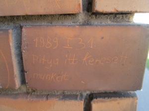 1989 I 31 Pityu itt keresett munkát